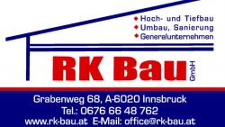 RK-Bau GmbH Logo